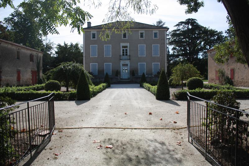 Amenagement ext saintfelix 003 - Amenagement exterieur terrasse maison ...