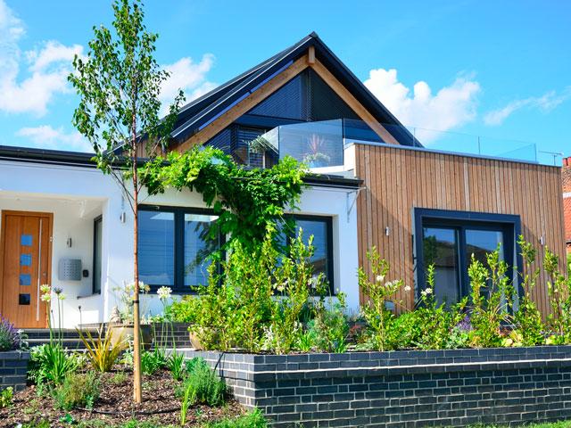 Pourquoi choisir une extension de maison en bois ?