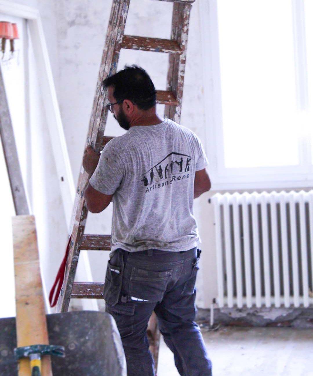 Artisan en isolation à Toulouse